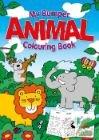 ANIMAL JUMBO COLOURING BOOK