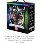 NEW YEAR KIT FOR 10