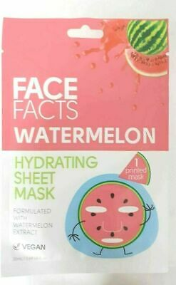 FACE FACTS MASK FRUITS WATERMELON
