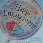 18″ HPY ENGAGEMENT PRISM BALLOON