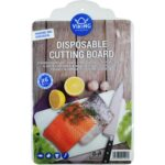 LAMINATED DISPOSABLE CUTTING BOARD