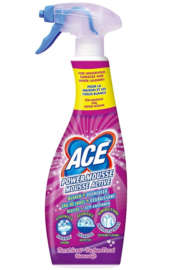 ACE POWER MOUSSE TRIGGER 700ML
