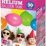 HELIUM TANK FOR 30 9″ BALLOONS