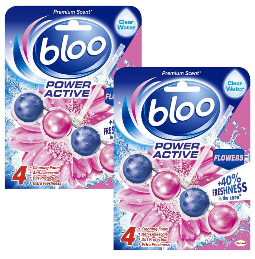 BLOO PA FLOWERS CLEAR WATER 50G X6