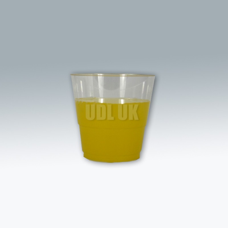 8 OZ STERLING CLEAR TUMBLERS PK40