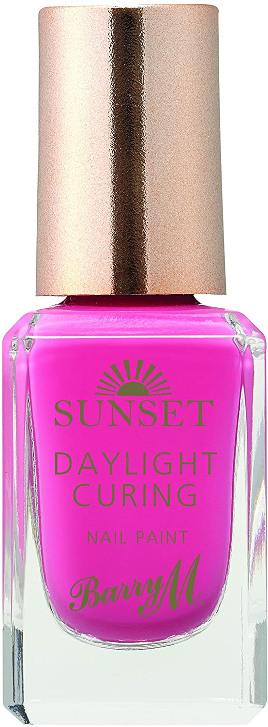 BARRY M SUNSET N/POLISH PINKING OUT LOUD