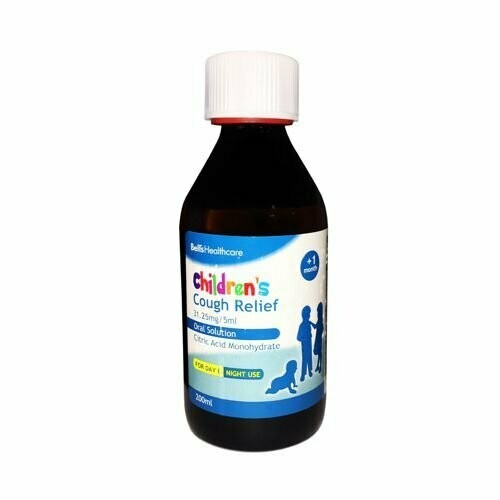 BELLS CHILDRES COUGH RELIEF 200ML