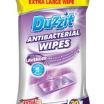 XL LAVENDER ANTI-BACTERIAL WIPES
