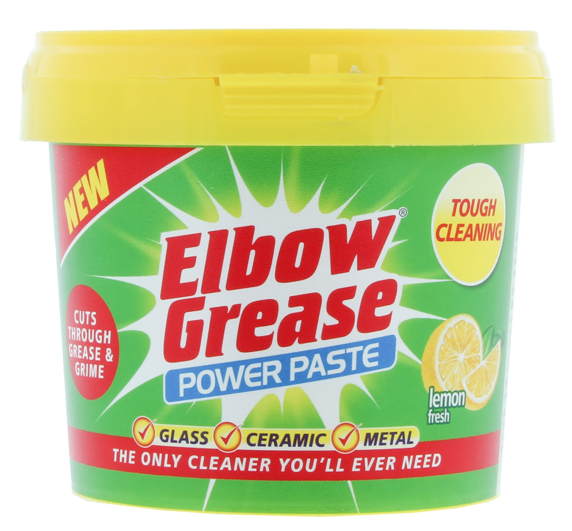 ELBOW GREASE 500G POWER PASTE