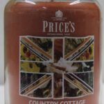 PRICES 630G CANDLE LARGE COTTAGE