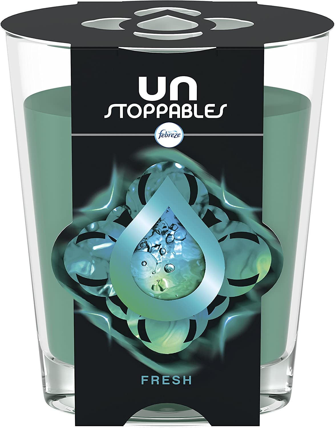FEBREZE UNSTOPPABLES 184G CANDLE FRESH