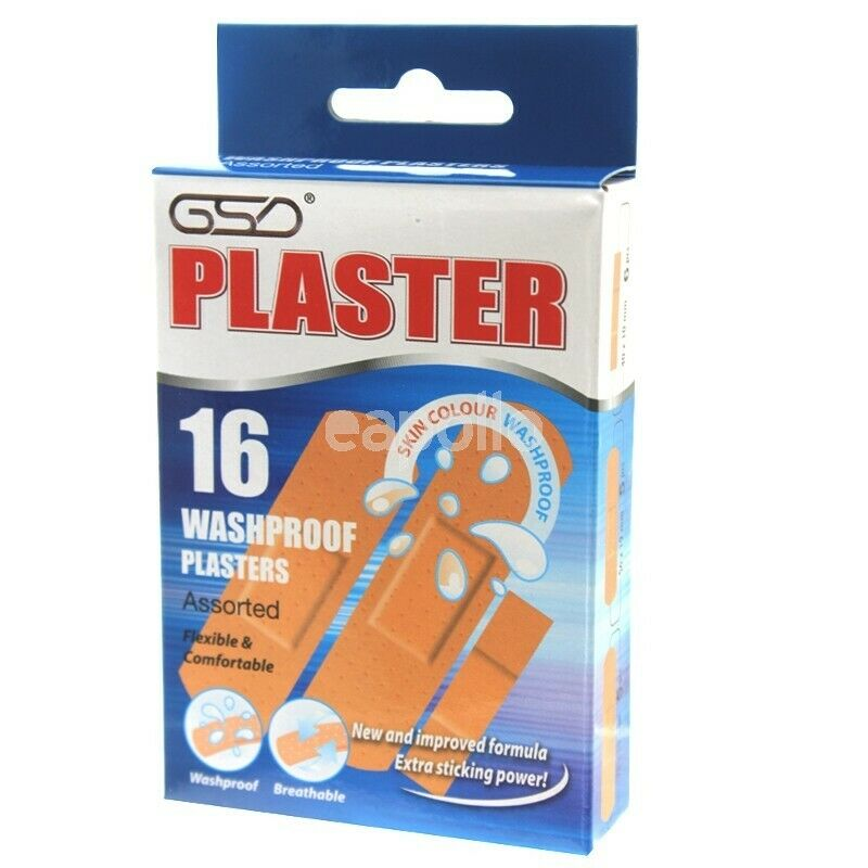 GSD 16 WASHPROOF PLASTERS