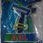 ABL DISPOSABLE RAZOR 3 BLADE 5S