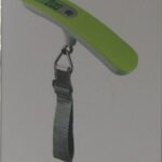 LUGGAGE SCALE DIGITAL WITH STRAP